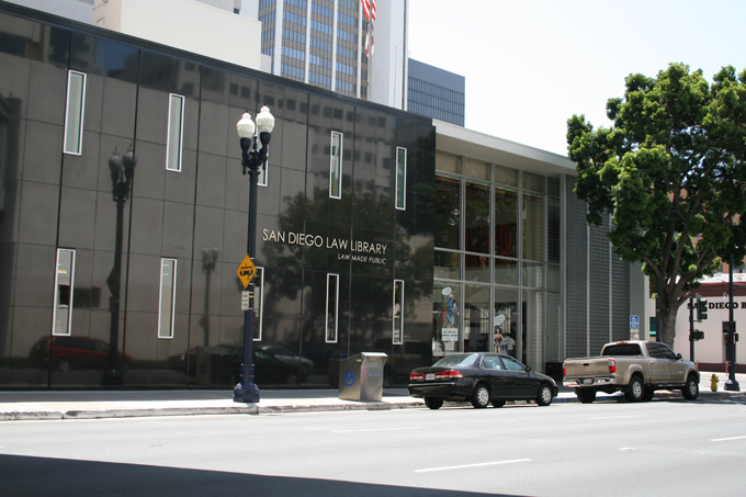 San Diego County Law Library